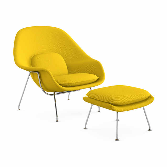Knoll Womb Chair by Eero Saarinen