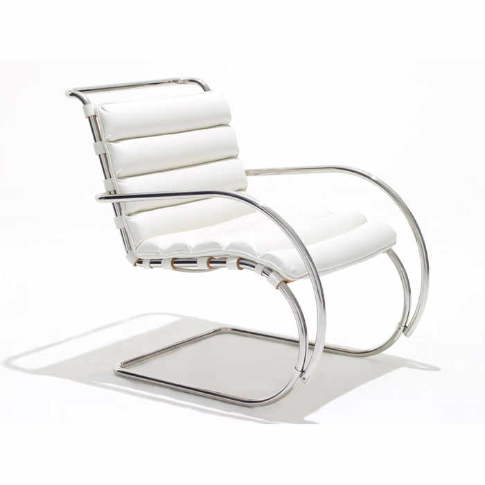 Knoll MR Lounge Chair by Ludwig Mies van der Rohe