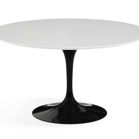 Saarinen Tulip Round Dining Table - Laminate