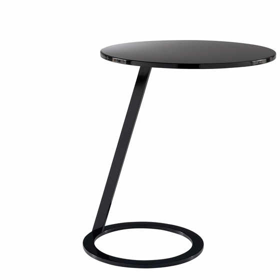 Good Morning Pedestal Side Table