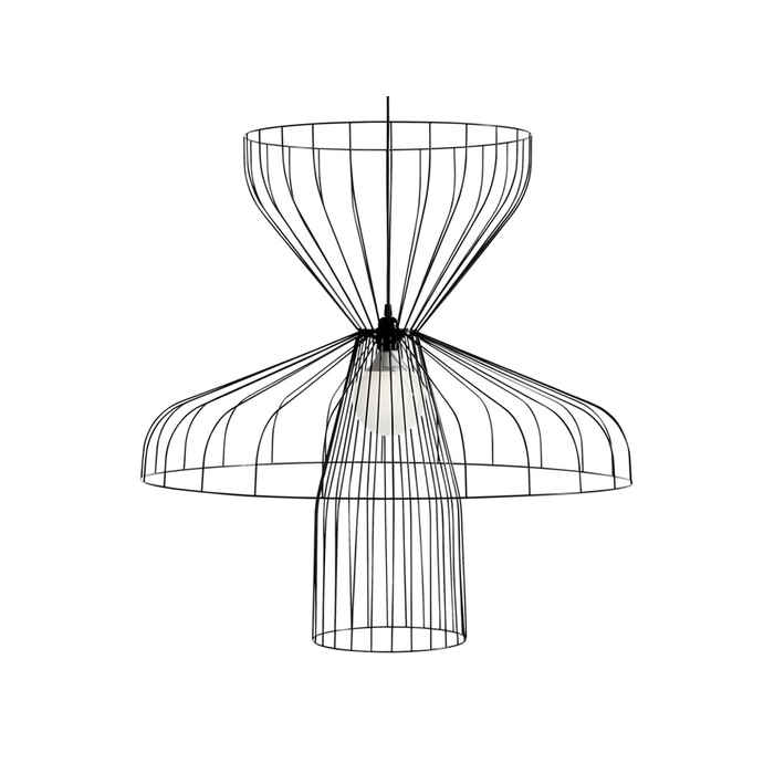 Ligne Roset Parachute Pendant Light by Nathan Yong
