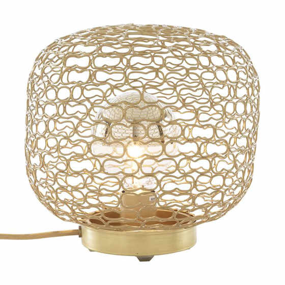 Jali Table Lamp