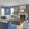 English Country House - Family Room