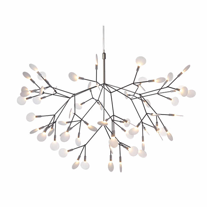 moooi Heracleum II Chandelier by Bertjan Pot