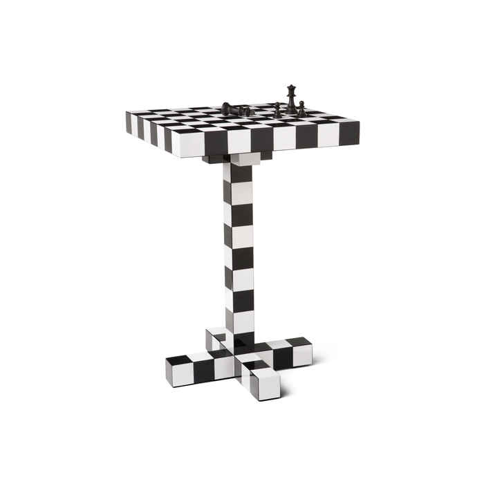 Moooi Chess Table by Front