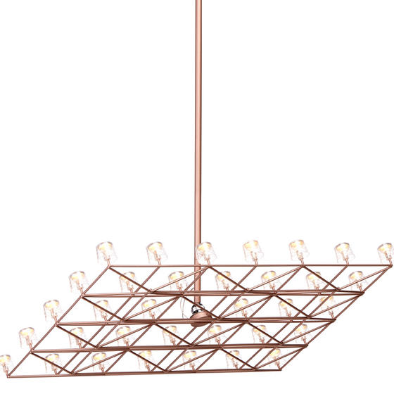 Space-Frame Small Pendant Light