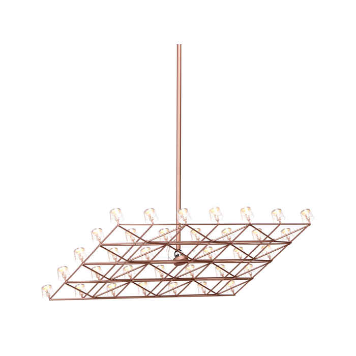 moooi Space-Frame Small Pendant Light by Marcel Wanders