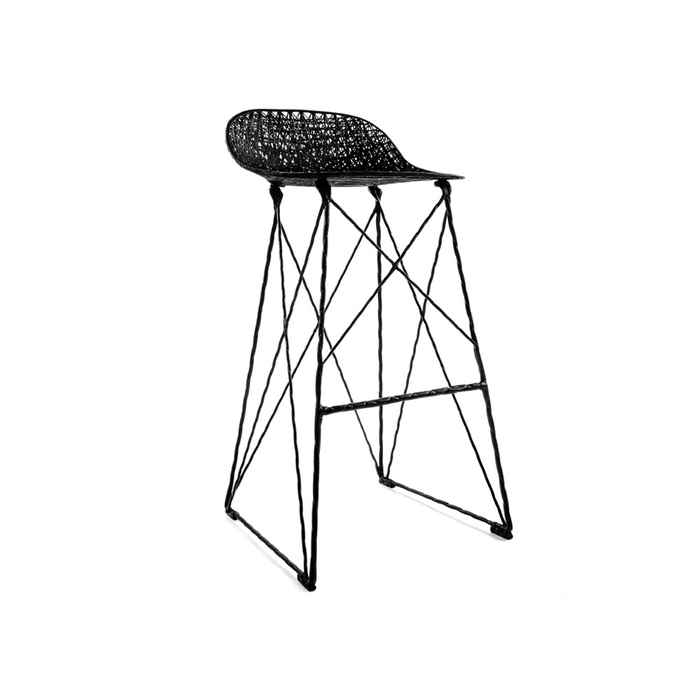 moooi Carbon Barstool by Bertjan Pot
