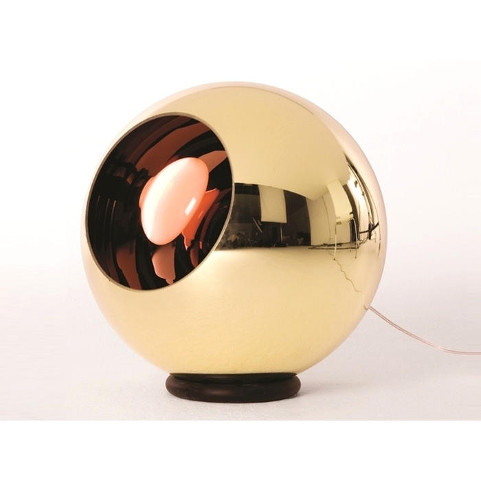 Tom Dixon Copper Bronze Shade Floor & Table Lamp