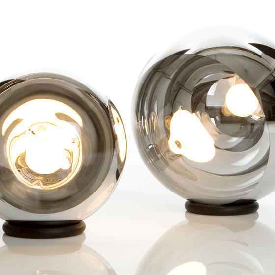 Mirror Ball Floor & Table Lamp