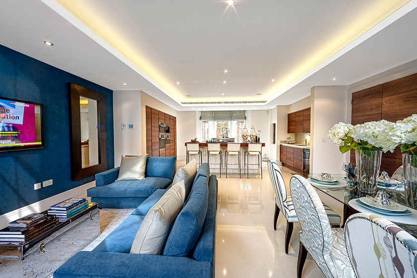 Luxury Living in Wimbledon Village