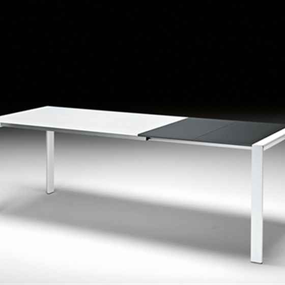 Afill White Dining Table