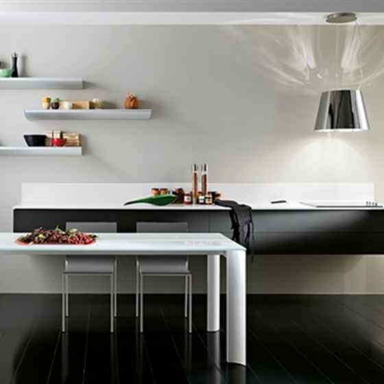 Slide Dining Table