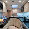 Oyster Yacht Kitchen