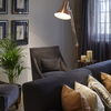 Butlers Wharf - Living Room