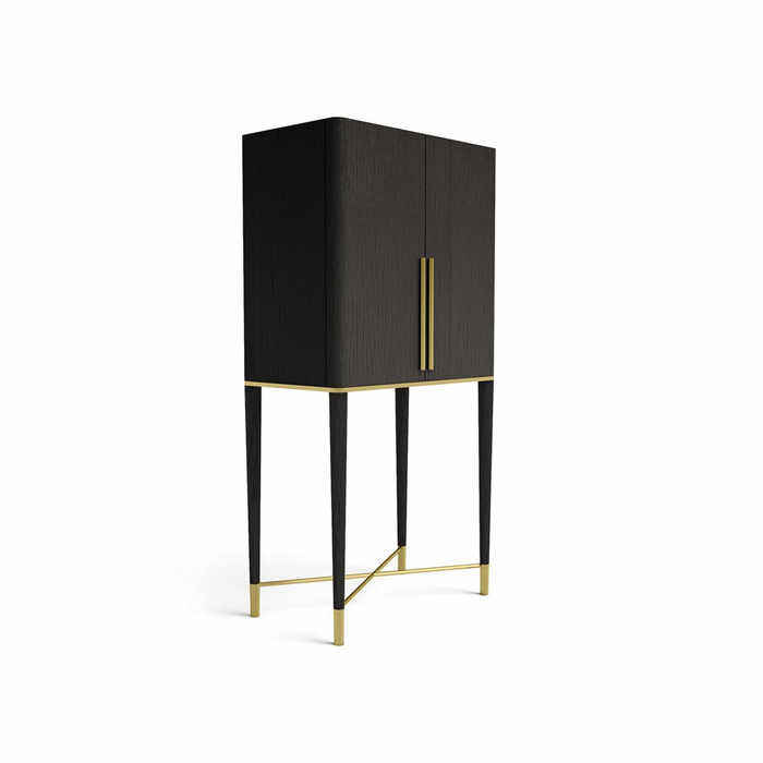 Gallotti & Radice Tama Bar Cabinet by Carlo Colombo