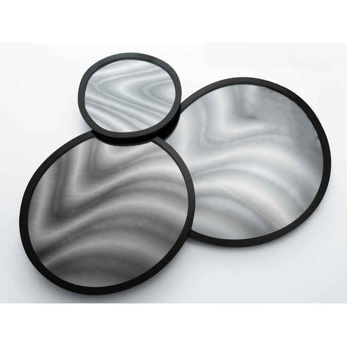 Gallotti & Radice Taffy Mirror by Luca Nichetto
