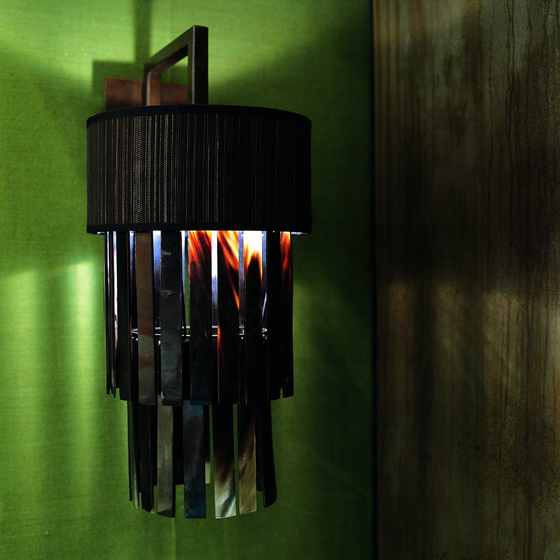 Eclipse Pendant Wall Light