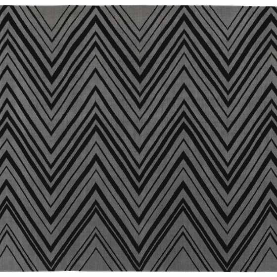 Vertical Zigzag, Ebony