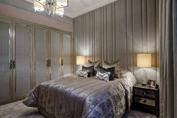. Luxury Bedrooms