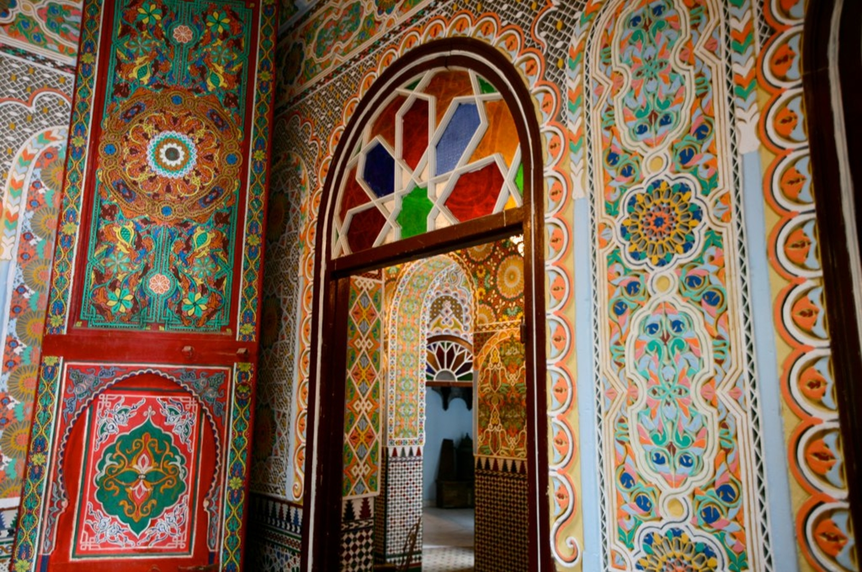 Moroccan Colours